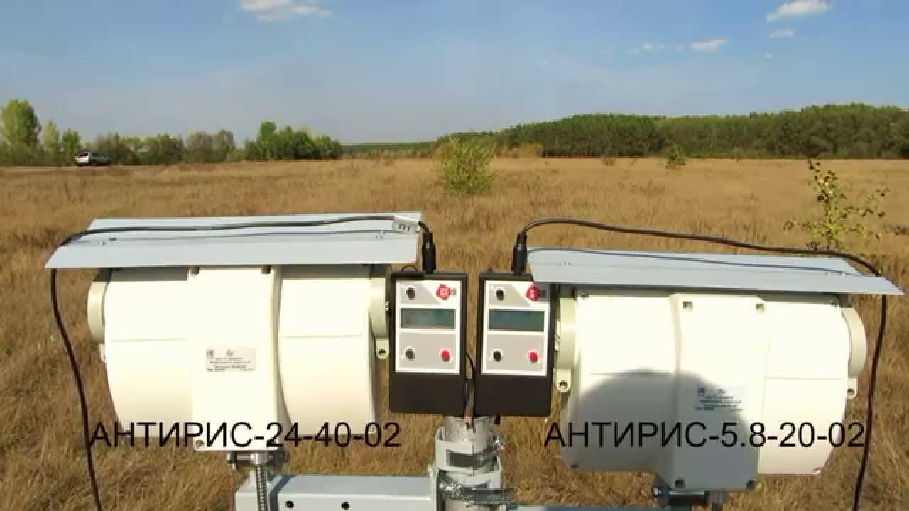 анчар 40-01 охранный вещатель схема установки