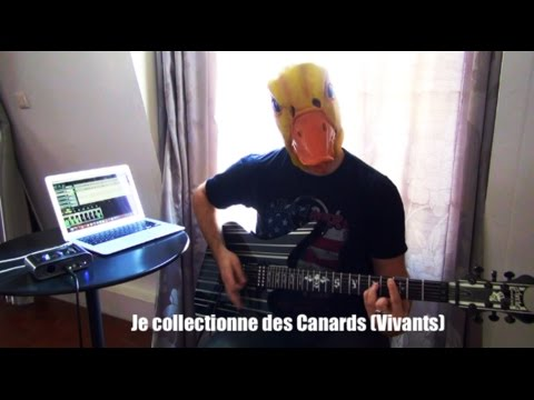 ultra vomit je collectionne des canards