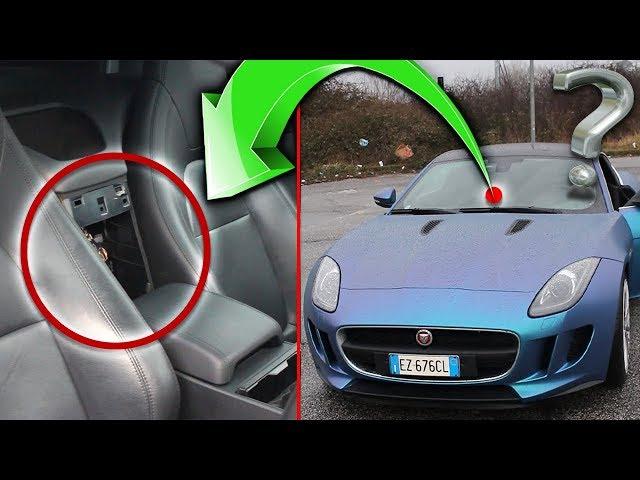 NON POSSO CREDERE A CIO' CHE HO TROVATO NELLA MIA AUTO! - [SEGRETO!!]