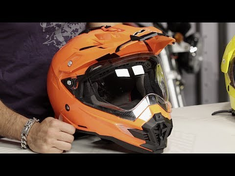 755e4879 AFX FX-41 Helmet Review at RevZilla.com - YouTube