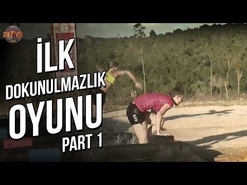 Dokunulmazlık Oyunu 1.Part | 1.Bölüm | Survivor Türkiye