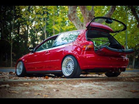 Honda Civic Eg   Stance Made in Spain (HD)