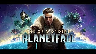 Age of Wonders: Planetfall - Vanguard Gameplay! - Part 1 #sponsored
