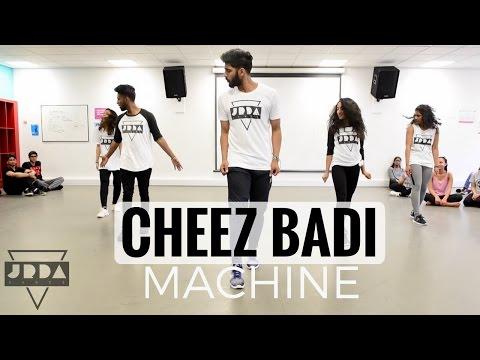 Cheez Badi DANCE COVER   Machine   Mustafa & Kiara Advani   @JeyaRaveendran Choreography