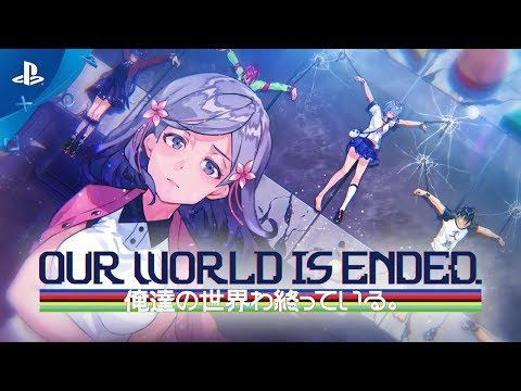 Our World Is Ended - Launch Trailer   PS4