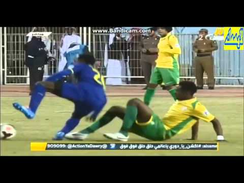 مهازل المرداسي ضد النصر ( دوري جميل 2013-2014 ) thumbnail
