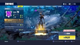 New Fortnite Skin *OBLIVION* - Fortnite (Ps4 Pro)