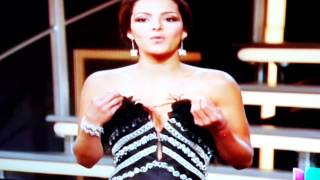 la Respuesta mas Tonta de Nuestra Belleza Latina 2015..