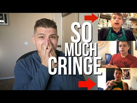 Reacting To My Old, Terrible Videos...