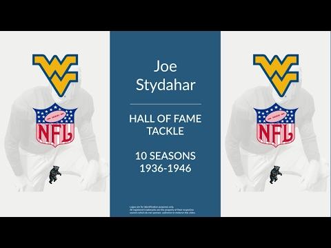 Joe Stydahar: Hall of Fame Football Tackle