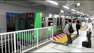 ニューシャトル大宮駅入線メロディー「銀河鉄道999」