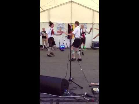 German dancing in adelaide schutzenfest 2013