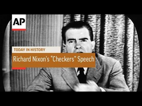 checkers speech summary