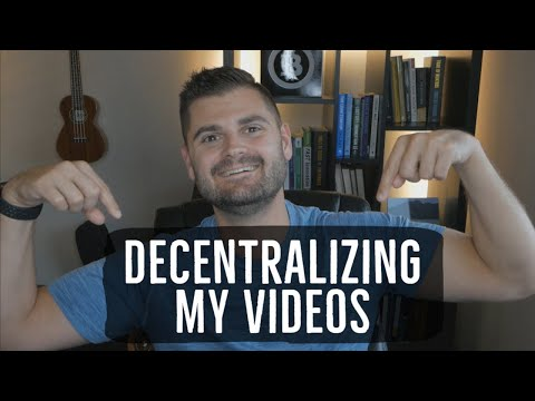 How I'm Decentralizing My Content (YouTube Censorship Fallout)