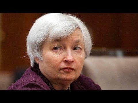 Stocks Higher on Dovish Yellen Commentary; Positive Q1 End