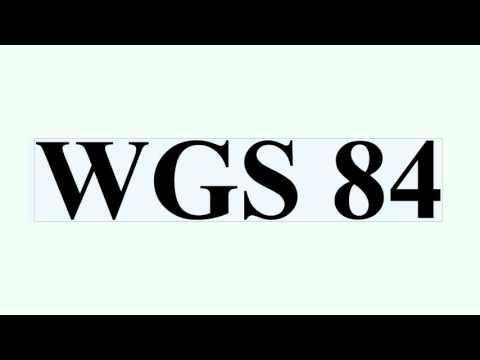 WGS 84