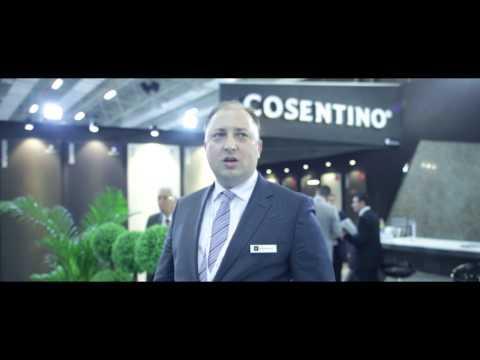 Cosentino Türkiye Marble  Fuar Stand Görüntüleri