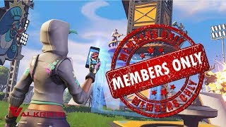 🔴MINIGAMES ME MODS KAI MEMBERS🔴FORTNITE SAC:VKK-VALANTAKOS