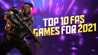 Top 10 Mobile FṖS Games of 2021! Android and iOS First Person Shooters