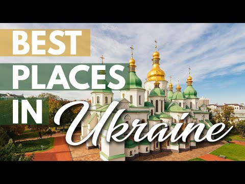10 Best Travel Destinations in Ukraine