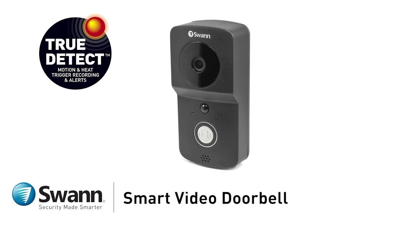 Rapid Review: Swann Smart Video Doorbell | Lifehacker Australia