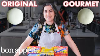 Pastry Chef Attempts to Make Gourmet Mentos | Gourmet Makes ...