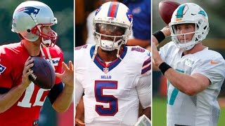 AFC East 2016 Season Predictions | Dave Dameshek Football Program | NFL