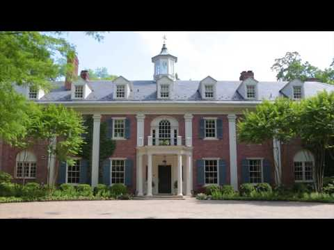 Childhood Home of Jacqueline Kennedy Onassis in McLean, Virginia