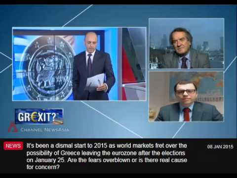 Channel NewsAsia: Dr Georgios Karyotis on the Greek elections
