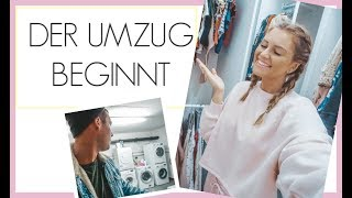 SO AUFREGEND... DER UMZUG BEGINNT 😍  | 13.03.2019 | DailyMandT ♡