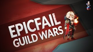 Summoners War | EF Guild Wars : Testing New Units - Ariel & Luna !