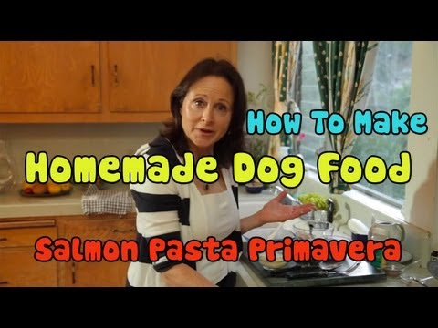 salmon-pasta-primavera-homemade-dog-food-dog-gone-good