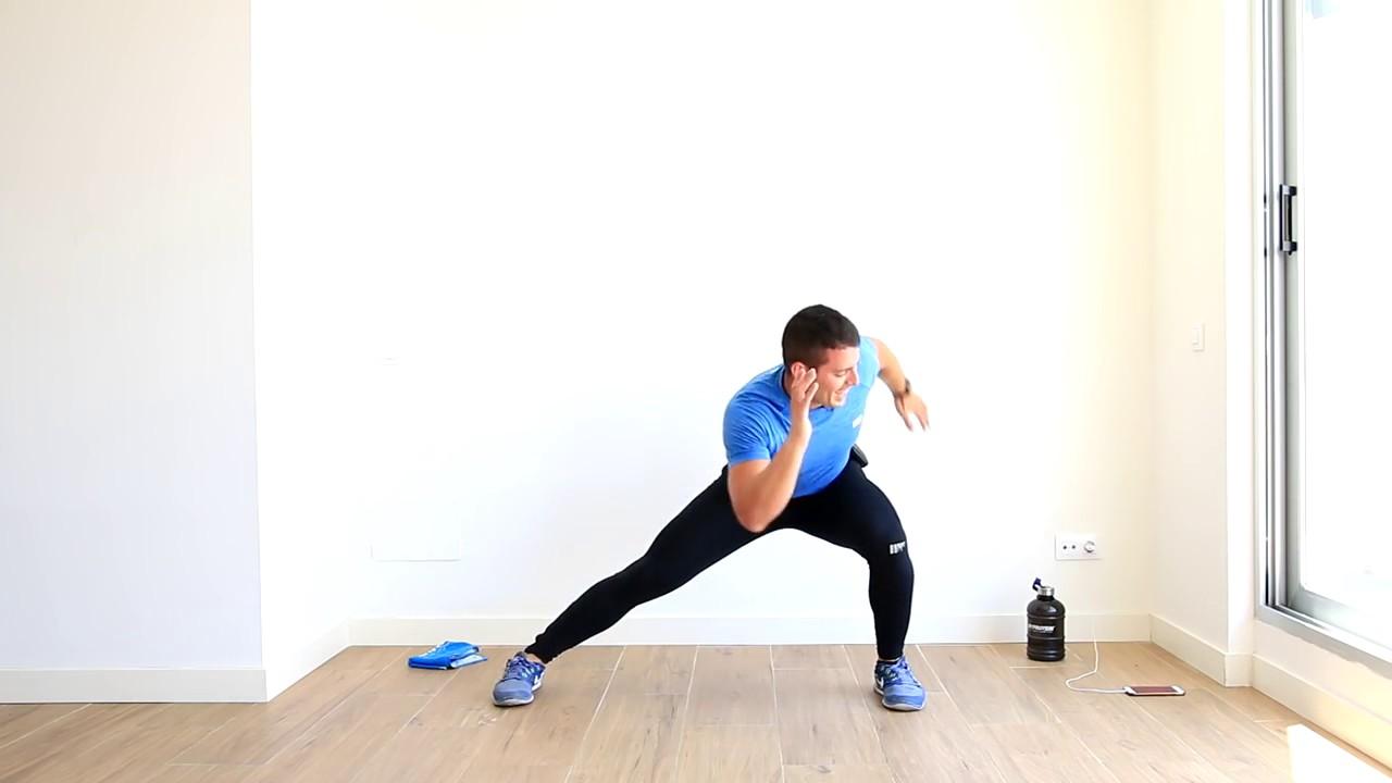 Ejercicios para gluteos y piernas en casa para hombres