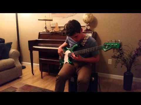 Berklee audition part 1 bass