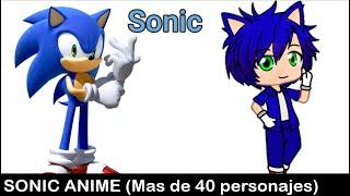 Sonic (Gacha Club)_Juegos_Comics_(Milkia45)