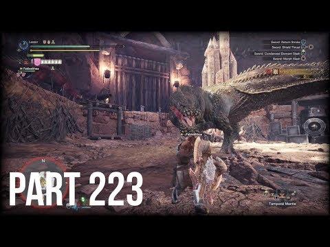 Monster Hunter: World - 100% Walkthrough Part 223 – Event: SDF - Silent, Deadly, and Fierce thumbnail