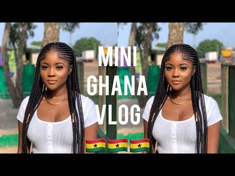 MY FIRST EVER VLOG IN GHANA!| KAISERCOBY