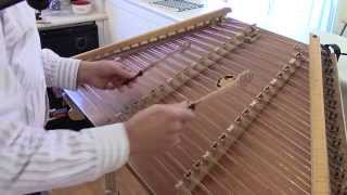 There Is a Fountain (Cleansing Fountain) on hammered dulcimer by Timothy Seaman