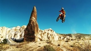 Fmx Pro Ronnie Renner Rips Around Turkey: Upside Down & Inside Out, Ep. 4