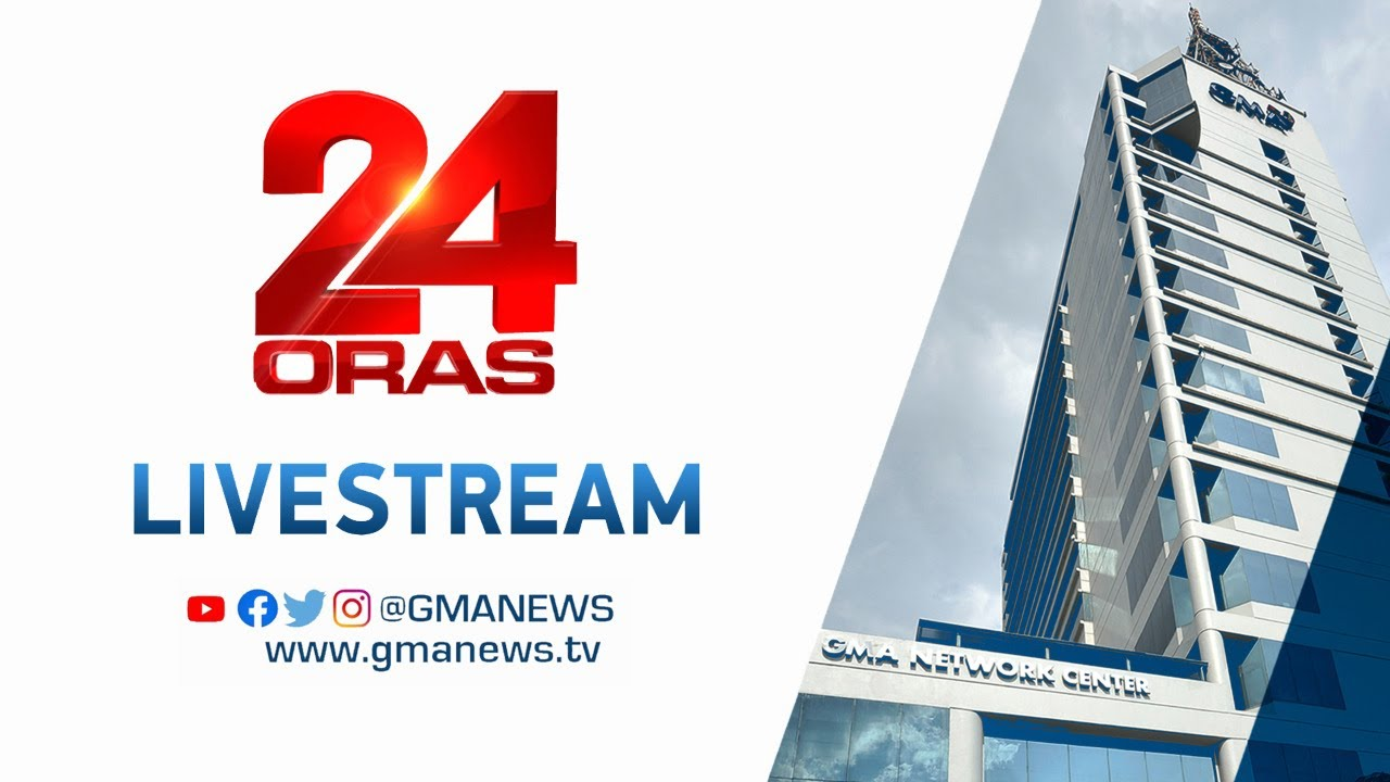 24 Oras Weekend Livestream: July 10, 2021 - Replay