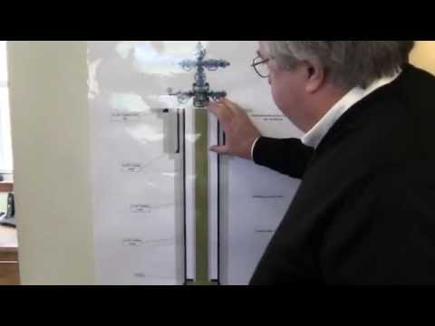 Dave Hill, Explanation of Well Casing for Disposal Well