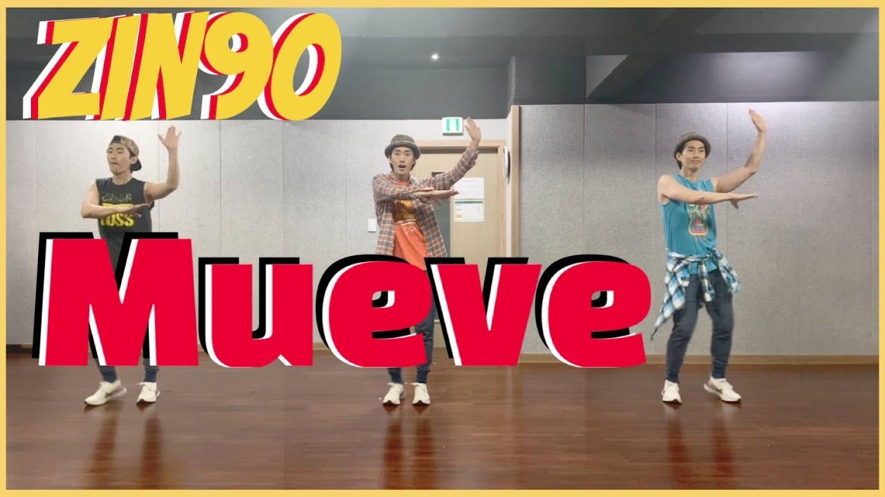 Zin90    Mueve    Batucada   Zumba Choreo     Live Class   진볼륨90
