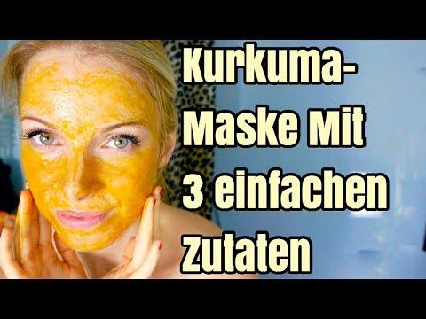 Diese Kurkuma- Maske ist einfach krass! Mitesser und große Poren haben nichts mehr zu lachen