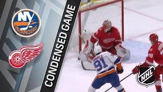 New York Islanders vs Detroit Red Wings apr 7, 2018 HIGHLIGHTS HD