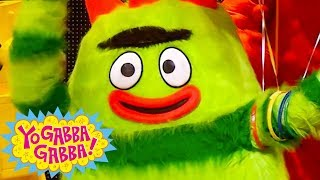 LIVE 🔴 Yo Gabba Gabba! Family Fun - Just Dance Kids 2019 Videos For Kids
