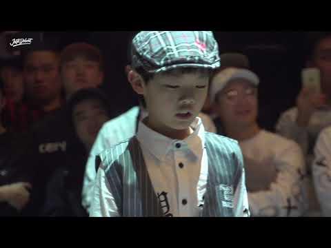傅天宗 VS 喻文乐Yu Wenle|Kids Open...