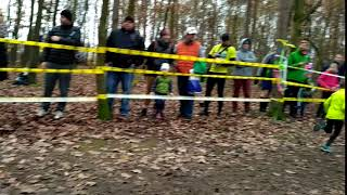 atl. závody Velká Kunratická 12.11.2017 M.A.J. 1