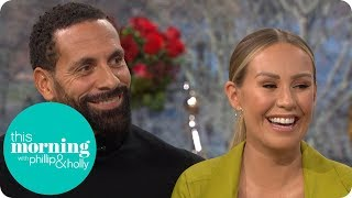 Kate and Rio Ferdinand Reveal the Difficulties of Becoming a Step-Family | This Morning