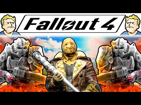 Fallout 4: DOOM TO THE BROTHERHOOD