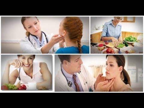 Диффузный (эндемический) зоб, лечение, причины, симптомы